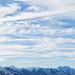 Bewegter Himmel über den Churfisten