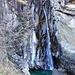 ein wunderschöner Wasserfall