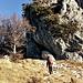 Verso il Monte Pradè.