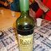 Il Braulio è andato perso, ma un rimedio lo si trova sempre. Bottiglia vecchissima con etichetta scritta ancora a mano dai Frati Benedettini...