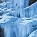 Dafür gibt es wunderschönes Eis zu bestaunen