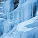 Detail aus dem Eis