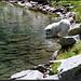 Lago di Canee, glasklares Wasser...