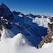 Unberührte Winterlandschaft mit tollen Ausblicken