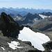 Kleinhockenhorn vom Aufstieg zum Hockenhorn.