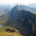Gipfelblick vom Hochstollen zum Glogghüs und Rothorn
