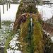 Brunnen vor der Flüelenmühle