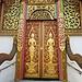 Tempelpforte in schönstem Kunsthandwerk