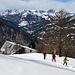 Mardi 7 : Chalet de Peynin (2036m)