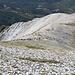 Unterwegs am Uludağ - Eine große Ziegenherde passiert gerade den breiten Geländerücken etwa südlich des Zirve Tepe.