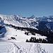 Die Alp Läger kommt in Sicht