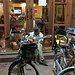 Musik beim Fahrradverleih