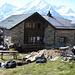 Täschhütte 2701m des SAC Uto
