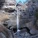 Wasserfall der Raspille bei 800 m
