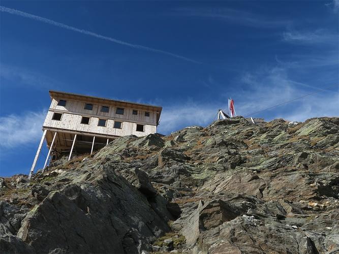 Stettiner Hütte Lawine Video