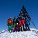 Gipfel des Toubkal