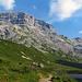 noch ein Blick zur imposanten Südwand