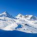 Auf dem Hügel oberhalb vom Schnüerstocksattel geniesst man eine herrliche Sicht zum Fulen und Rossstock