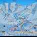 Bereits an der Talstation wird man auf einer riesgen Tafel verleitet, das Weissmies und das Lagginhorn zu besteigen! Eingezeichnet mit grüner Linie! :-)