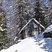 Jagdhütte.