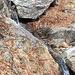Il guado sul Rio del Sasso tra Ronchetto e L'Agarè