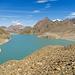 """Lago del Sabbione<br />... und plötzlich ruft einer: """"Hey! Ich habe einen Stein gefunden!"""""""