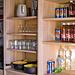 Die Hohganthütte hat neue Küchenschränke