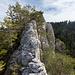 Abschnitt zwischen Rasoir und Gipfel