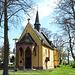 Maria Einsiedel, kleine gotische Kirche mit zwei Marien-Gnadenbildern, Wallfahrtsort des Bistums Mainz.