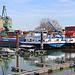 Hafengelände Gernsheim