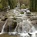 Gestufter Wasserfall etwas weiter flussabwärts