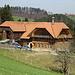 Stattliches Bauernhaus bei Ochsenweid