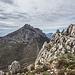 Blick vom Gipfelplateau zur Puig Campana