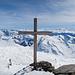 Gipfelkreuz Grossstrubel
