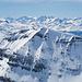 Schneehorn und Unterwalliser Hochalpen