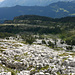 Ausblick von den Sieben Hengsten Richtung Brienzergrat