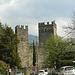 Il Castello dalla fermata dell'autobus