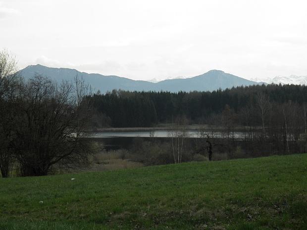 Rabenkopf und Jochberg