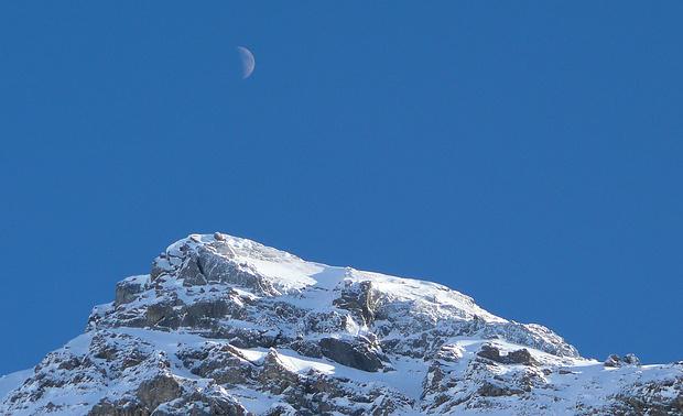 Kein Ducan, kein Mond oder  Klein Ducan, klein Mond