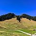 Schwarzenberg - der erste Gipfel heute
