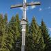 Auch auf dem Himmeleck: ein schönes, großes Kreuz.