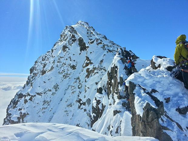 Ein beeindruckender Berg!