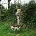 ein weiteres Steinkreuz