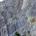 in der Vergrösserung sieht man den Fürstensteig, wie in den Felsen gehauen.