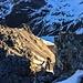 Schöne, leichte Klettereien am Morgen