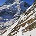 Im Aufstieg zum Col Durand