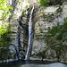 Wasserfall (lt. Hinweisschild 42 m)