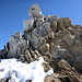 Gipfel Cima di Val Bona