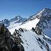 Blick zur Monte Disgrazia