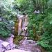 Una bella cascata salendo a San Tommaso.